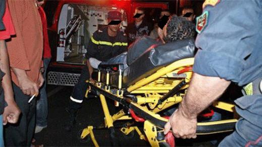 """بعد توقيفه بتهمة """"السكر العلني"""".. موقوف يلفظ أنفاسه داخل سيارة إسعاف بالسعيدية"""