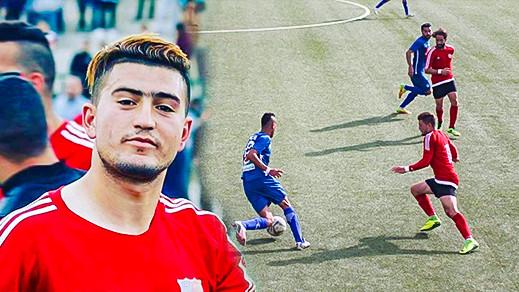 إبن تمسمان إبراهيم بوضلبي.. جناح أيسر هداف يوقع للجمعية الرياضية السلاوية لمدة عامين