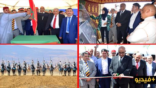 خلال اليوم الأول لمهرجان مغاربة العالم.. عامل إقليم الدريوش يُشرف على إطلاق مشاريع تنموية بعين عمار