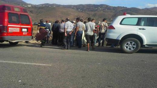 سقوط عشرة جرحى في حادثة سير خطيرة بالحسيمة