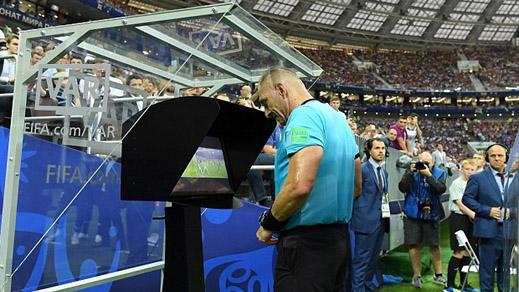 """الاتحاد الاسباني يحسم موقفه بشأن تقنية """"الفار"""" في مباراة السوبر بطنجة"""
