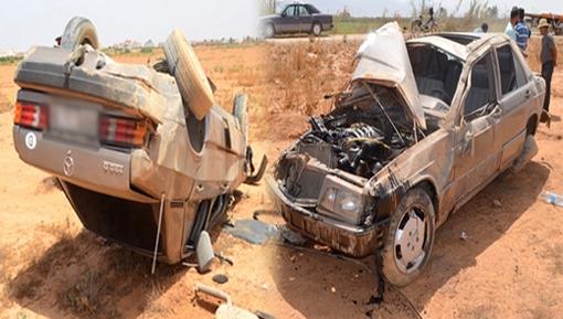 يوم الحوادث بالدريوش.. مطاردة هوليودية بين عائلتين بسبب حسابات مالية تنتهي بحادثة سير