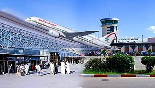 أغلبهم من أفراد الجالية.. أزيد من مليوني راكب عبروا مطارات المملكة خلال شهر واحد