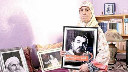 شقيق ناصر الزفزافي: والدتي تتلقى تهديدات عبر الهاتف تصل الى 6 مرات في اليوم
