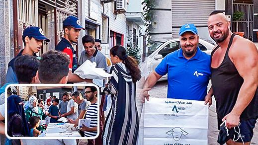 جمعية سمايل تنظم حملة بيئية تحسيسية بمناسبة عيد الأضحى المبارك