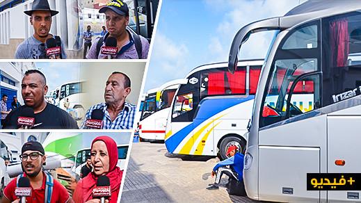 ربورتاج.. عيد الاضحى يرفع نسبة المسافرين في محطة الناظور وسط شكايات من الزيادة في أسعار التذاكر