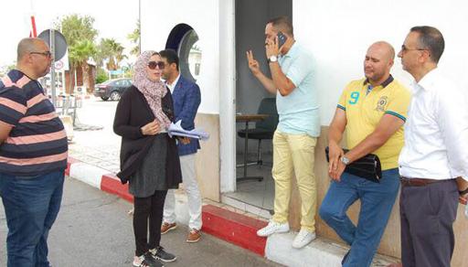 مسؤول يمنع الإذاعة الوطنية الأمازيغية من ولوج ميناء بني انصار
