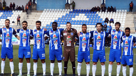 فريق شباب الريف الحسيمي يتلقى هزيمة ثانية مذلة من النادي القنيطري ويخرج من بطولة كأس العرش