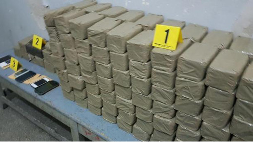 إحباط محاولة تسليم شحنة مخدرات وحجز 40 مليون سنتيم مبلغ الصفقة