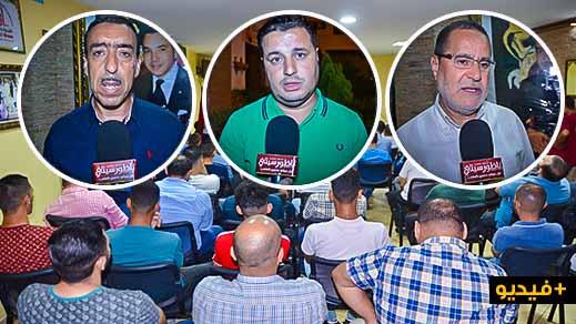 إنتخاب مصطفى هرواش رئيسا جديدا للهلال الناظوري وآمال كبيرة معقودة عليه لإستعادة أمجاد الفريق
