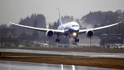 مسافرون يعيشون ليلة رعب بعد فشل طائرة قادمة من ألمانيا في الهبوط بمطار العروي