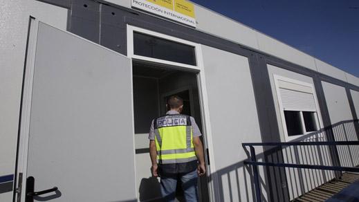 سلطات مليلية تستعد لترحيل عدد من طالبي اللجوء لديها