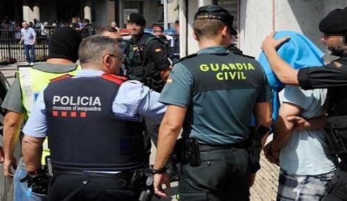 القضاء الإسباني يدين مهاجرا مغربيا بـ13 سنة بعد إغتصابه سيدة مسنة