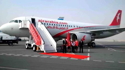 العربية للطيران تطلق خطا جويا يربط مطار العروي بمدينة طنجة