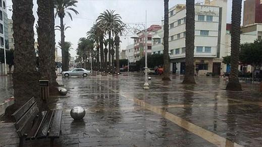 مديرية الأرصاد الجوية الوطنية: سحب غير مستقرة وأمطار بالريف يوم غد الأحد