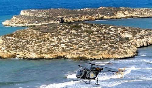 إيقاف مهاجرين سريين وصلا جزيرة محتلة بسواحل الحسيمة سباحة لطلب اللجوء