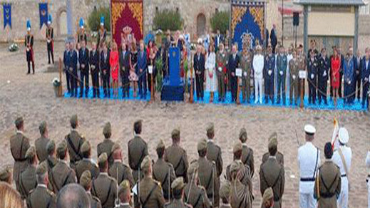 منظمة حقوقية تستنكر احتفال الاسبان باحتلال مليلية