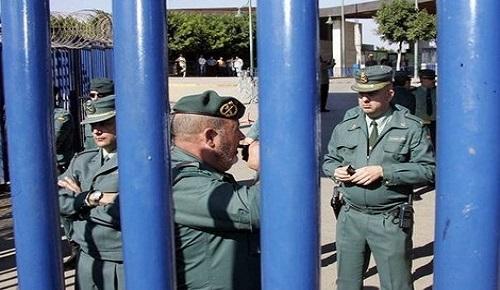 إلغاء زيارة وفد عسكري إلى مليلية تقررت للنظر في أزمة إغلاق المغرب أبوابه الجمركية