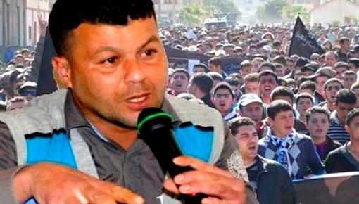 الناشط البشير بنشعيب يَتوعّد بخوض إضراب عن الطعام والماء احتجاجا على منع أقربائه من زيارته