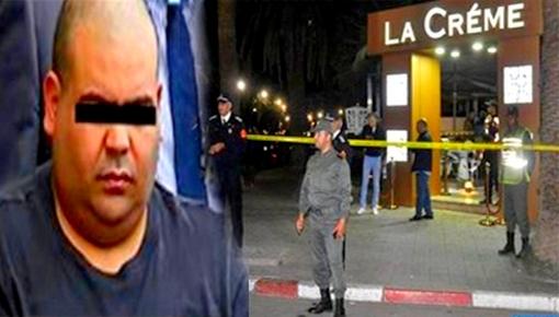 """سقوط العقل المدبر لجريمة مقهى """"لاكريم"""" التي يملكها ملياردير من الدريوش"""