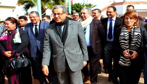 امحند العنصر يعلن ترشيحه لقيادة حزب الحركة الشعبية لولاية تاسعة