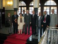 """استعدادت لعقد مؤتمر دولي """"قيم المواطنة وتحالف الحضارات"""""""