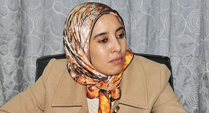 البرلمانية ماء العينين من هولندا: العلاقة المغربية الهولندية عرفت توترات بسبب حراك الريف