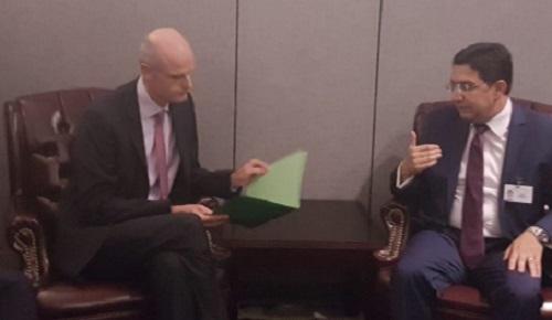 وزير الخارجية بوريطة: المغرب لا يقبل تدخل هولندا في شؤونه الداخلية كقضية الريف