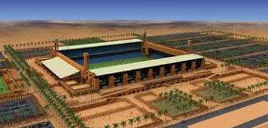 الناظوريون لن يفتخروا بملعب مراكش الجديد
