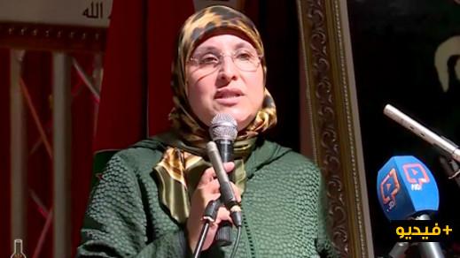 """وزيرة الأسرة والتضامن: قانون """"التحرش"""" حماية لبناتكم وأخواتكم وزوجاتكم"""