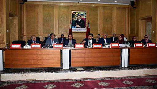 مجلس جهة الشرق يصادق بالإجماع على نقط جدول أعمال دورة أكتوبر