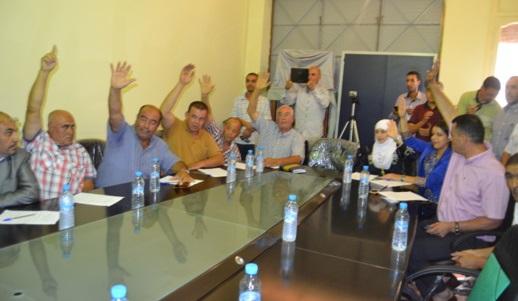 حزب الاستقلال يجمد عضوية أربعة أعضاء وقعوا ملتمس الإطاحة برئيس جماعة سلوان