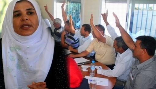 أولى عمليات الإنقلاب على رؤساء الجماعات بالناظور.. 13 عضوا يوقعون على ملتمس استقالة رئيسة جماعة بني سيدال
