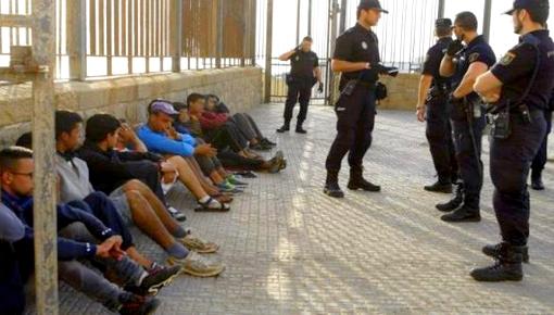 """خبر صادم لـ """"الحراكة"""".. المغرب يوافق لإسبانيا على ترحيل المغاربة القاطنين بأرضيها دون وثائق الإقامة"""