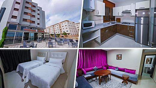 """إفتتاح الوحدة الفندقية """"نوفو كلاص"""" الفخمة بالناظور بتجهيزات عصرية وخدمات متميزة"""