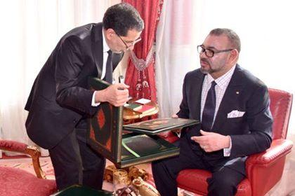 الملك يجتمع بوزراء حكومة العثماني غدا الأربعاء بقصر الرباط