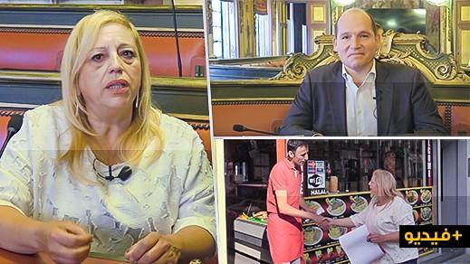 """انتخابات بلجيكا.. نعيمة المعطي تترشح بـ""""بروكسيل"""" للحفاظ على التنوع الثقافي وتحسين حياة المهاجرين المغاربة"""