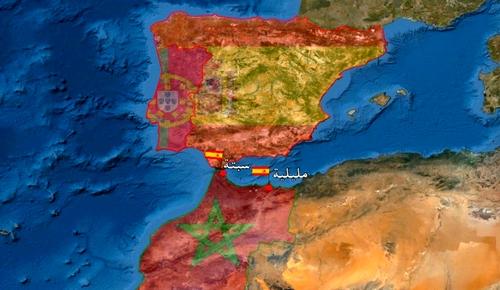 حزب التحالف من أجل مليلية يطالب مدريد بعقد اتفاقية للصداقة وحسن الجوار مع المغرب
