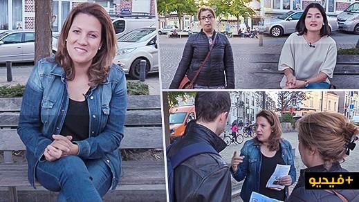"""انتخابات بلجيكا.. فيرونيك لوفرون تترشح بـ""""كوكيلبيرغ"""" من أجل مشاريع للشباب وإشراك المواطنين في القرار"""