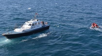 إنقاذ 27 مهاجرا سريا غرق قاربهم المطاطي بسواحل مدينة الحسيمة