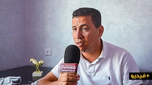 """الركراكي رئيس نهضة سلوان """"يتهم"""" جماهير الهلال بالوقوف وراء أعمال الشغب ويعاتب المكتب المسير"""