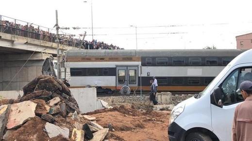 مدير المكتب الوطني للسكك الحديدية: تم فتح تحقيق حول فاجعة القطار.. وكل الاحتمالات واردة