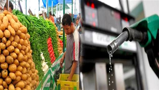 البنزين يرفع بشكل غير مسبوق اسعار الخضر والفواكه .. وتذمر واسع في أوساط المواطنين