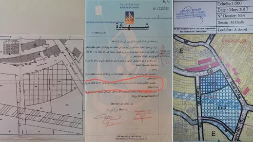 تعرض مقربين من مستشار جماعي ببوعرك يؤخر انجاز ملعب للقرب و مدرسة ابتدائية