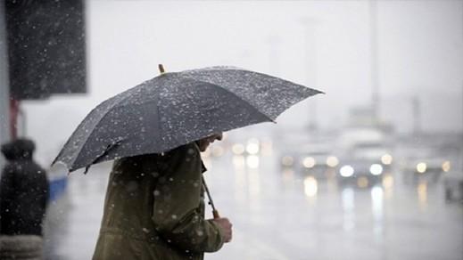 انخفاظ درجة الحرارة وأمطار رعدية يومي الجمعة والسبت بالشمال