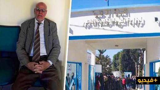 بالفيديو.. المدير المتقاعد الذي يخوض اعتصاما احتجاجيا منذ أيام يرد على مديرية التعليم بالناظور