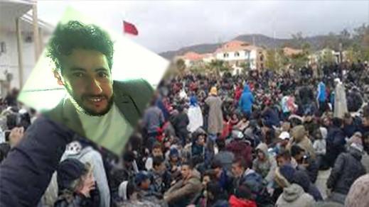"""منع المعتقل على خلفية """"حراك جرادة"""" مصطفى ادعنين من حضور جنازة والده لهذا السبب"""