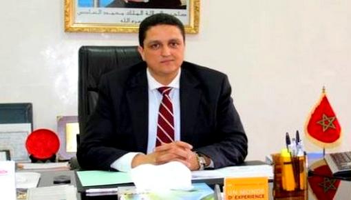 انتخاب رئيس غرفة التجارة والصناعة لجهة طنجة الحسيمة على رأس جامعة غرف التجارة بالمغرب