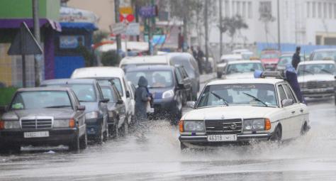 نشرة انذارية.. أمطار رعدية ورياح قوية بالناظور و الحسيمة و عدد من مدن الشرق