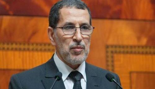 العثماني للمغاربة: مغاديش تلقاو رئيس الحكومة بحالي